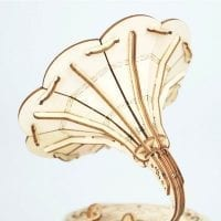 Gramophone 3D Wooden Puzzle 05