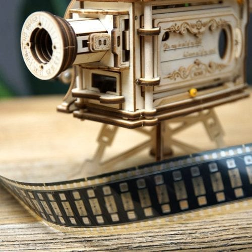 Vitascope 3D Wood Puzzle